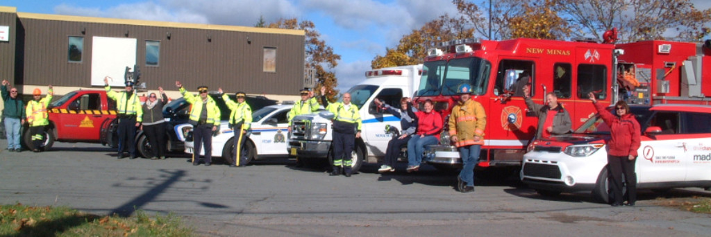 MADD Annapolis Valley Red Ribbon Campaign Launch