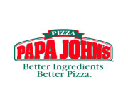 Papa Johns Pizza. Better Ingredients. Better Pizza.