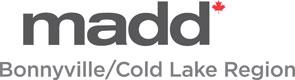 MADD Bonnyville/Cold Lake Region