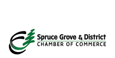 Spruce Grove & District Chamber of Commerce logo