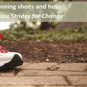 Lace up those running shoes and help MADD Canada make Strides for Change!