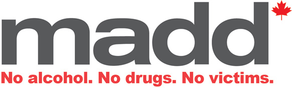 MADD Canada Chapters