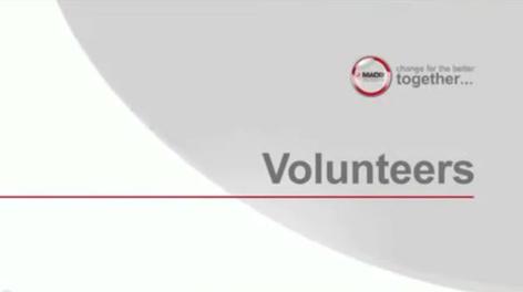 MADD Volunteer Video