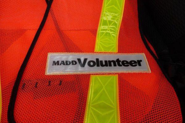 MADD Volunteer Reflective Vest