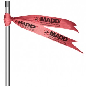 MADD antenna ribbon