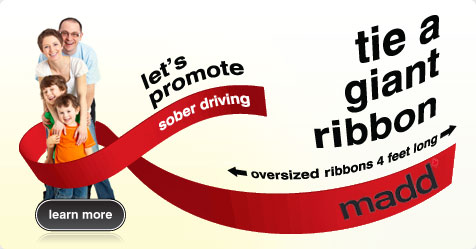 Tie a giant ribbon! Oversized ribbons are 4 feet long. Learn more.