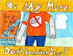 MADD Canada poster 2nd place winner