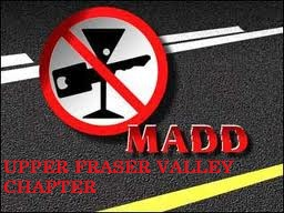 MADD Upper Fraser Valley