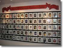 MADD Canada memorial wall